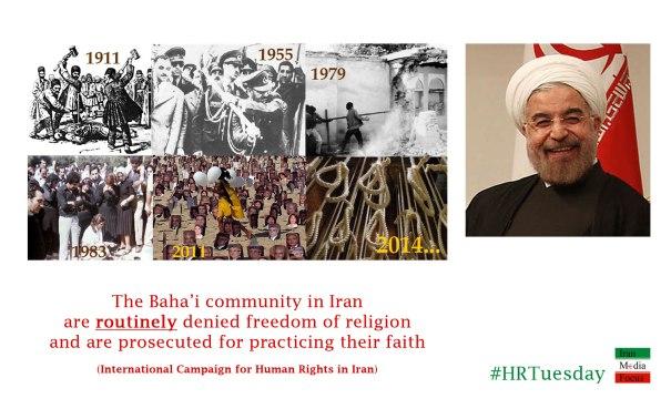 Bahai Rights in Iran