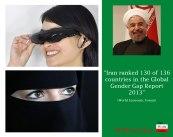 Gender gap in Iran