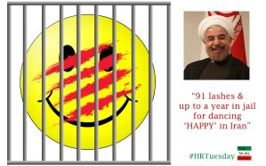The Price of Being Happy in Iran