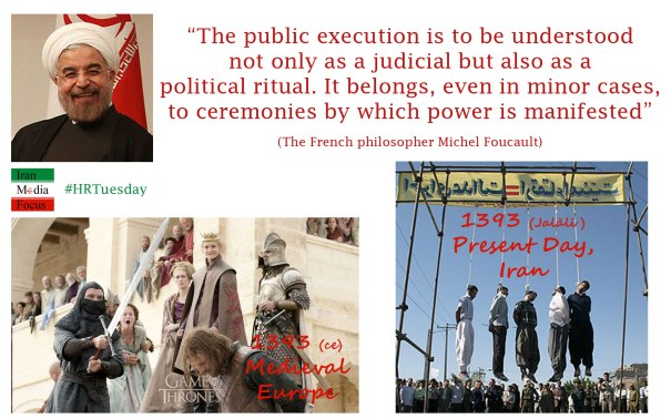 Public Executions in Iran