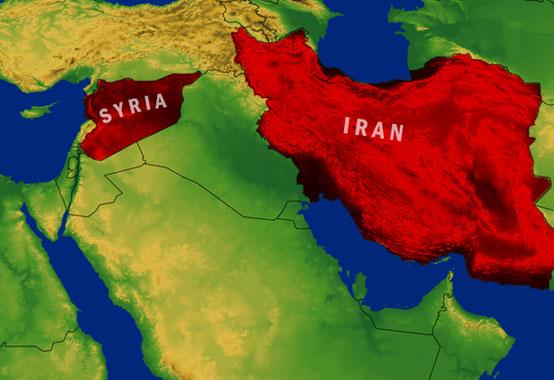 syria-iran
